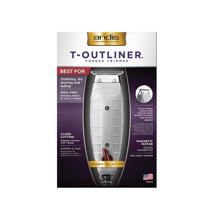 ANDIS | Trimmer T-Outliner - Hair to beauty