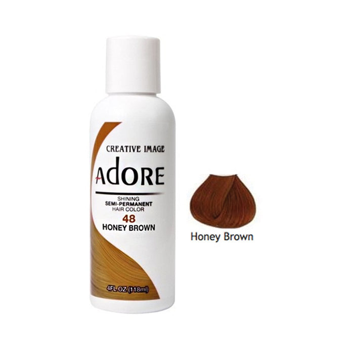 ADORE | #048 HONEY BROWN 4oz - Hair to Beauty