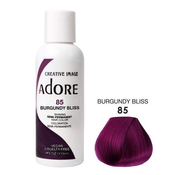 ADORE | #085 BURGUNDY BLISS 4oz - Hair to Beauty