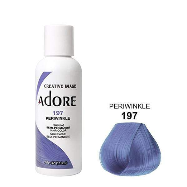 ADORE | #197 PERIWINKLE 4oz - Hair to Beauty