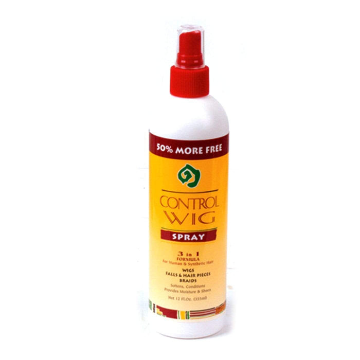 AFRICAN ESSECE | 3-IN-1 WIG SPRAY 12OZ CONTROL - Hair to Beauty