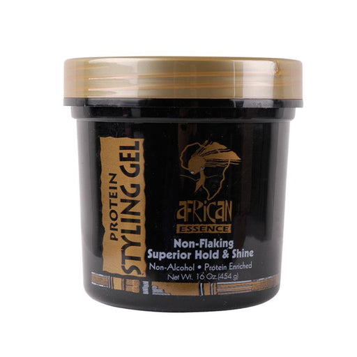 AFRICAN ESSECE | GEL 16OZ BLK/PROTEIN - Hair to Beauty
