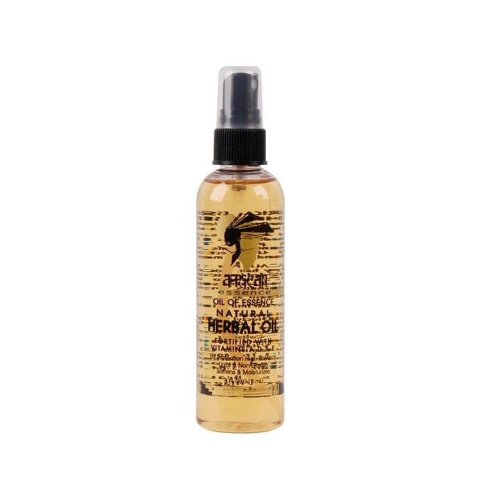 AFRICAN ESSECE | HERBAL OIL SPRAY 4OZ OIL OF ESSENCE - Hair to Beauty