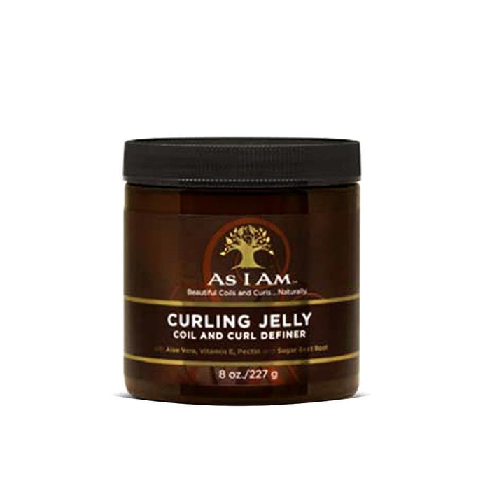 AS I AM | Curling Jelly 8oz.