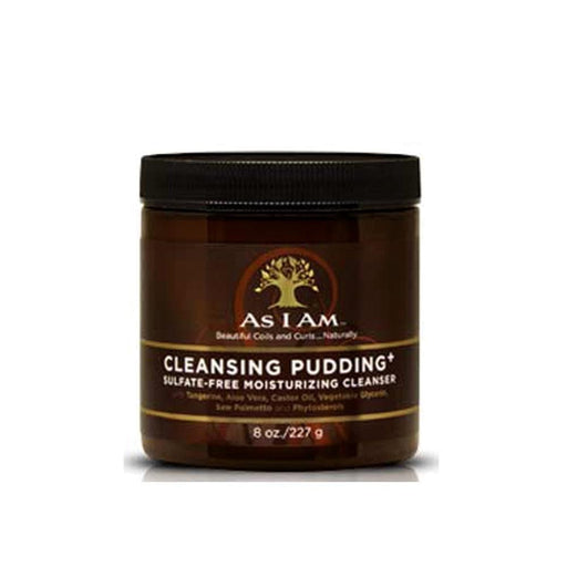 AS I AM | CLEANSE PUDDING [00215] (8OZ) - Hair to Beauty