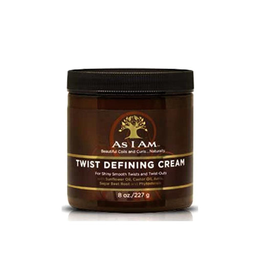 AS I AM | TWIST DEFINING CREAM (8OZ) - Hair to Beauty