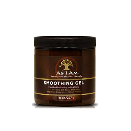 AS I AM | SMOOTHING GEL (8OZ) - Hair to Beauty