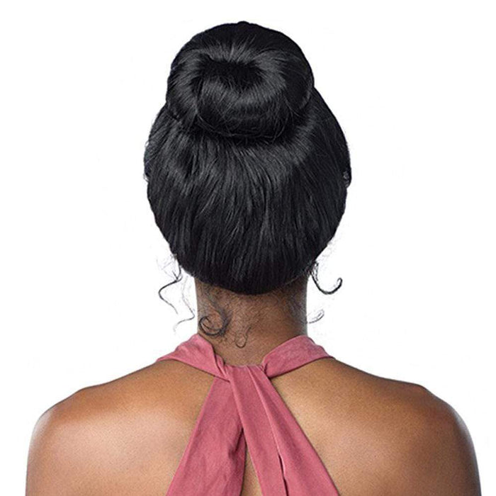 AKEELY HIGHBUN | Cloud9 What Lace? Synthetic 13X4 360 Swiss Lace Part Wig - Hair to Beauty | Color Shown: 1B