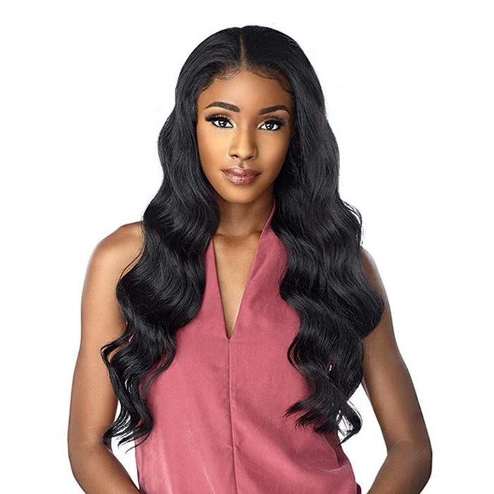 AKEELY HIGHBUN | Cloud9 What Lace? Synthetic 13X4 360 Swiss Lace Part Wig.