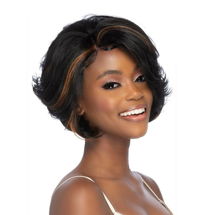 AL-CATALINA | Synthetic Lace Front Wig.