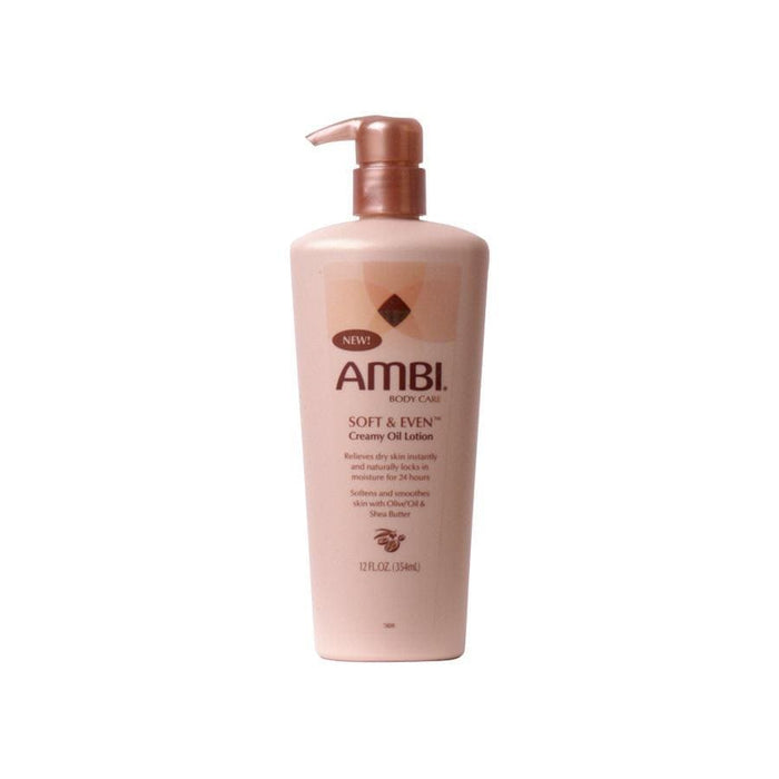 AMBI | LOTION (12OZ) [CREAMY OIL] - Hair to Beauty