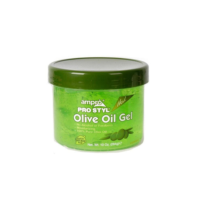 AMPRO | GEL OLIVE OIL (10OZ) - Hair to Beauty