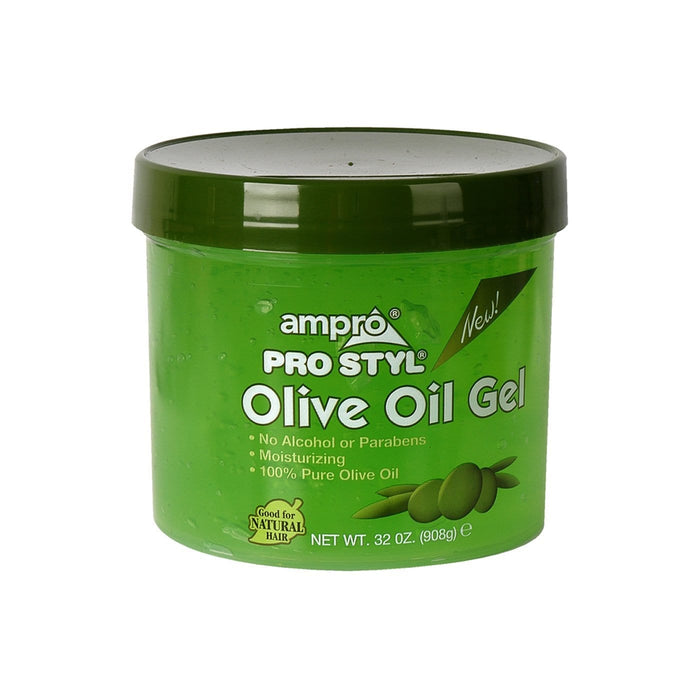 AMPRO | GEL OLIVE OIL (32OZ) - Hair to Beauty