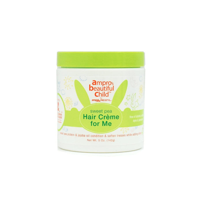 AMPRO | Beautiful Child Sweet Pea Hair Creme 5oz.