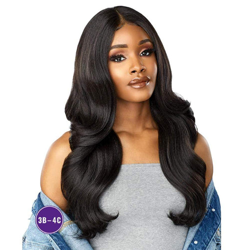 ANGEL FACE | Empress Curls Kinks & Co Synthetic Lace Front Wig - Hair to Beauty | Color Shown : 2
