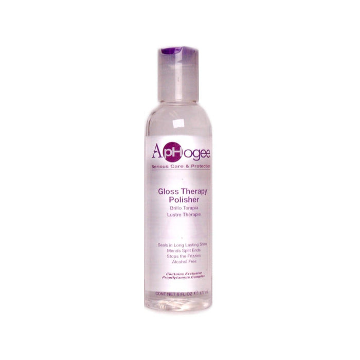 APHOGEE | POLISH SPRAY (6OZ) [GLOSS THERAPY] - Hair to Beauty