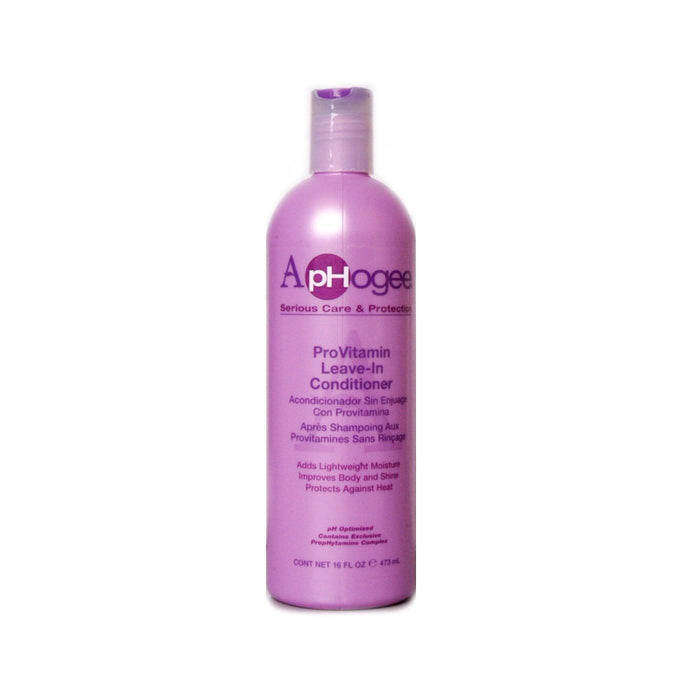APHOGEE | Pro-Vitamin Leave-In Conditioner.