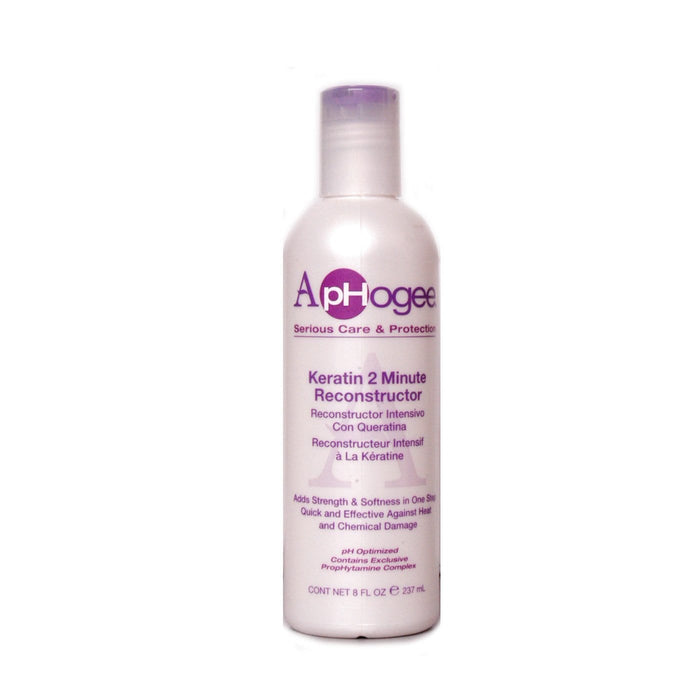 APHOGEE | KERATIN RECONSTRUCTOR (8OZ) - Hair to Beauty