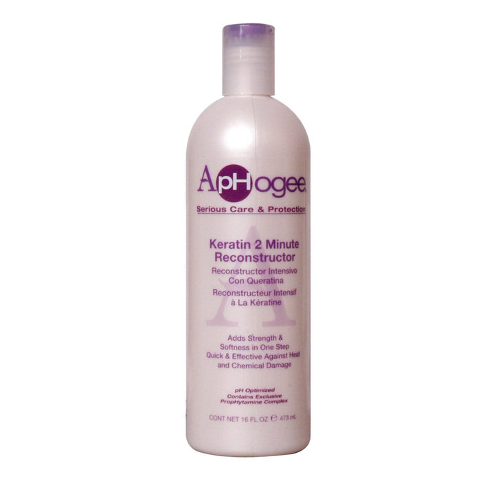 APHOGEE | KERATIN RECONSTRUCTOR (16OZ) - Hair to Beauty