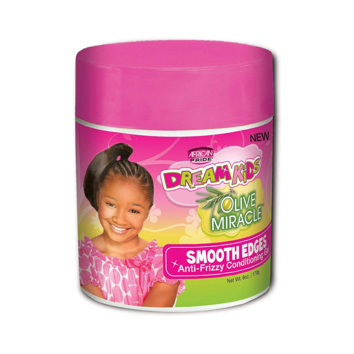 AFRICAN PRIDE | DREAM KIDS EDGES (6OZ) [OLIVE SMOOTH] - Hair to Beauty