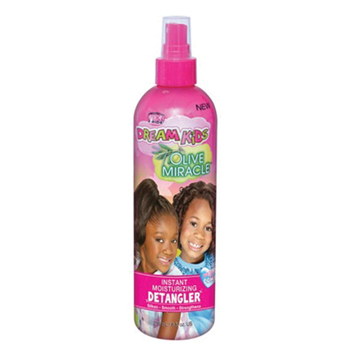 AFRICAN PRIDE | DREAM KIDS DETANGLING SPRAY (8OZ) [OLIVE] - Hair to Beauty