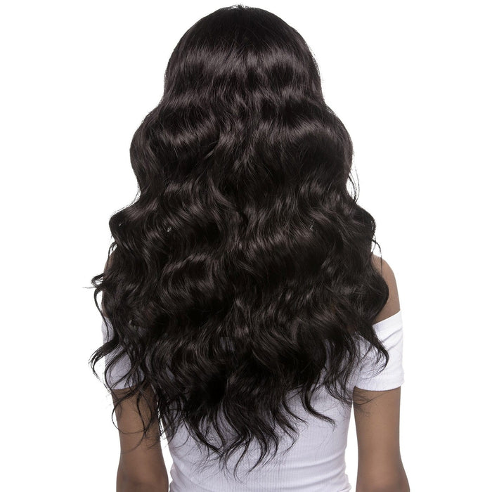 ARIEL | Vivica A. Fox Synthetic Invisible Part Swiss Lace Front Wig - Hair to Beauty | Color Shown: 2