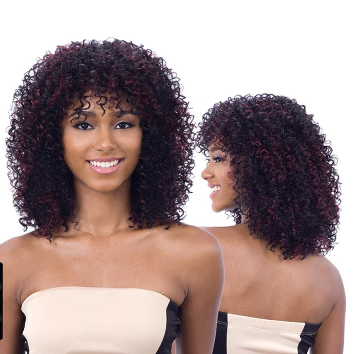AUDREY | Synthetic Wig - Hair to Beauty | Color Shown : T530