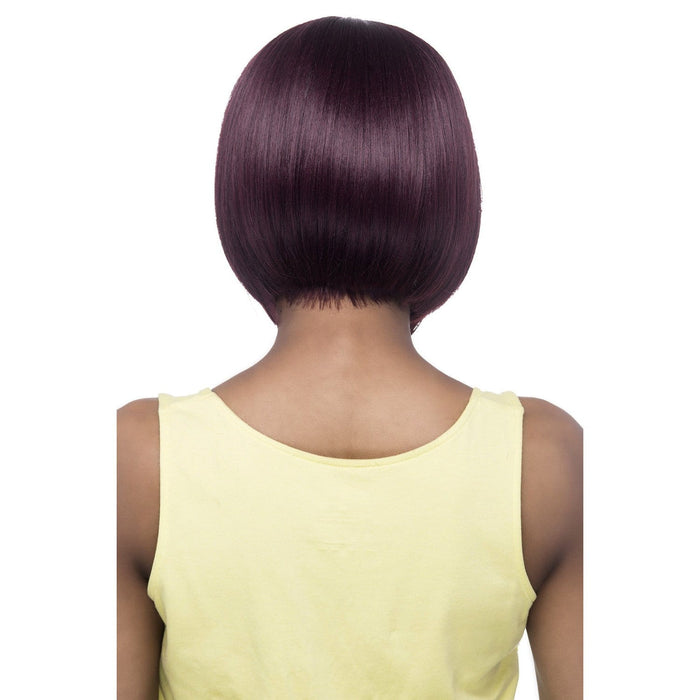 AW-BANDI | Amore Mio Everyday Collection Premium Synthetic Wig - Hair to Beauty | Color Shown: 99J