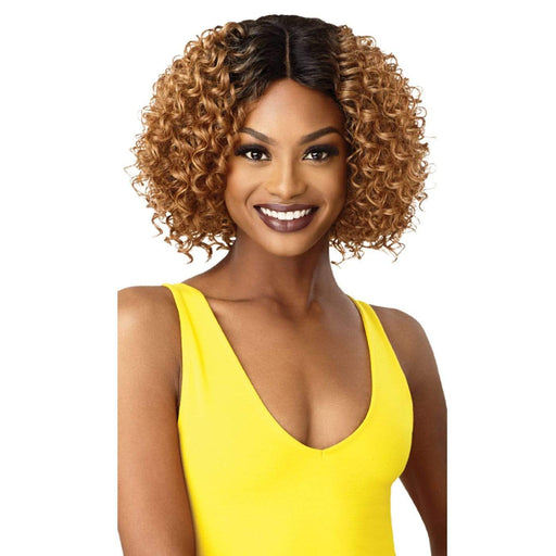 BAELYN | Outre The Daily Synthetic Lace Part Wig - Hair to Beauty | Color Shown: DR30