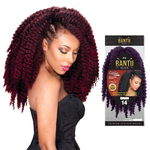 BANTU BRAID 14"