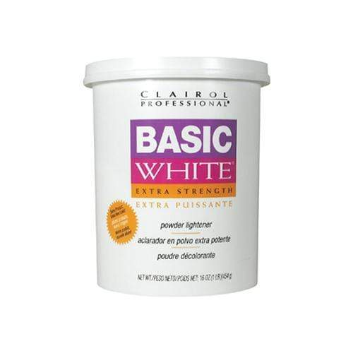 CLAIROL | Basic White Extra Strength Powder 16oz - Hair to beauty