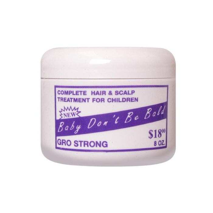 BABY DON'T BE BALD | Hair and Scalp Treatment for Children Gro Strong Purple.