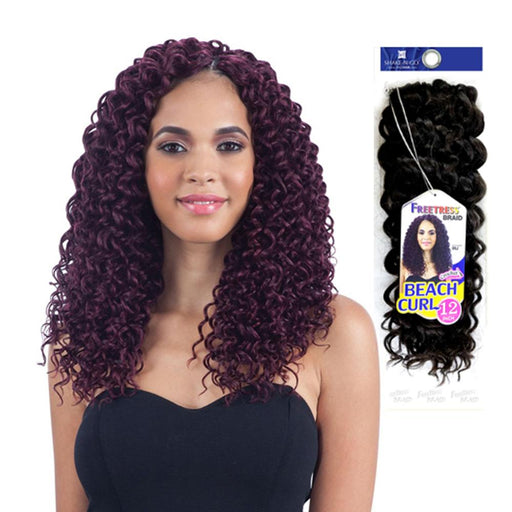 BEACH CURL 12"
