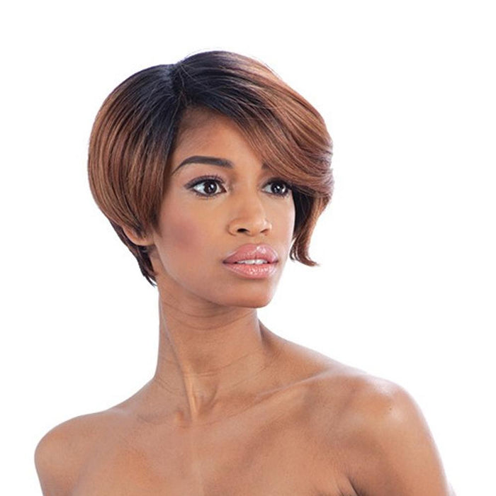 BERRY BLOSSOM | Synthetic Lace Front Wig - Hair to Beauty | Color Shown: OF23033