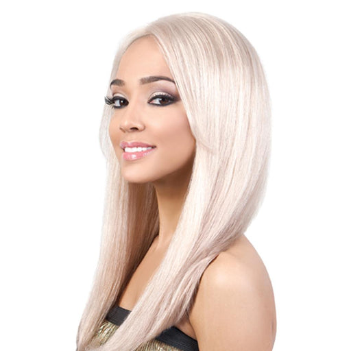 HMWTL.BESS | Remy Human Hair Whole Lace Wig | Color Shown: 613 - Hair to Beauty
