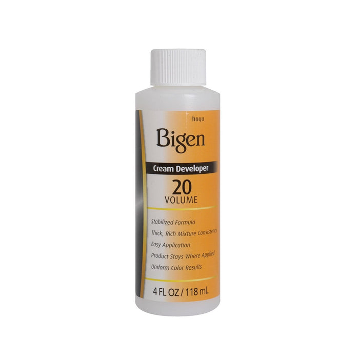 BIGEN | Volume Cream Developer 20 Volume 4oz.