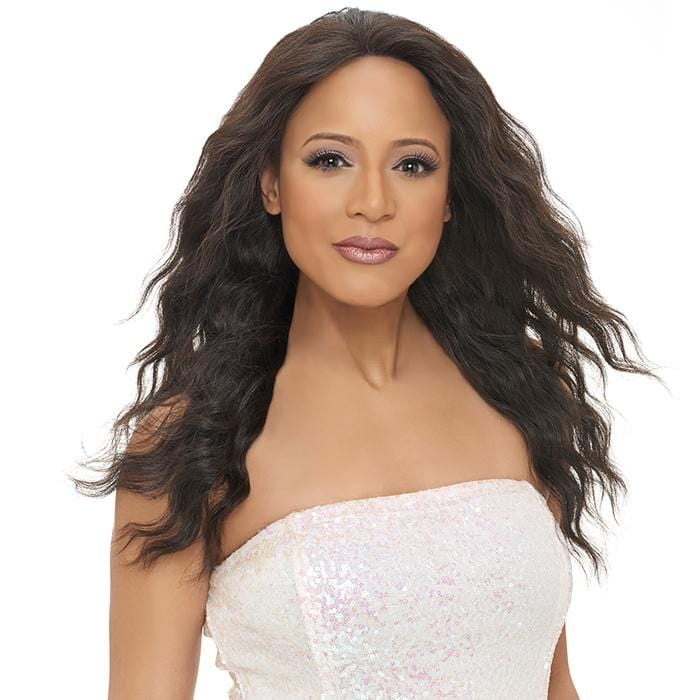 BL002 NATURAL DEEP | Harlem125 Brazilian Natural Remy Lace Front Wig - Hair to Beauty | Harlem125 Model Color: VIRGIN