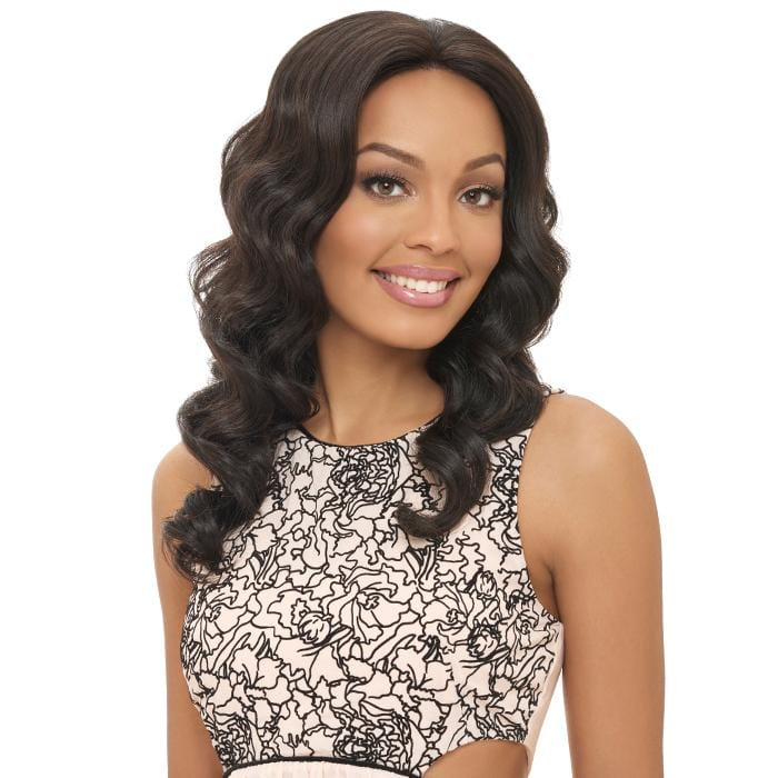 BL003 NATURAL BODY | Harlem125 Brazilian Natural Remy Lace Front Wig - Hair to Beauty | Harlem125 Model Color: VIRGIN