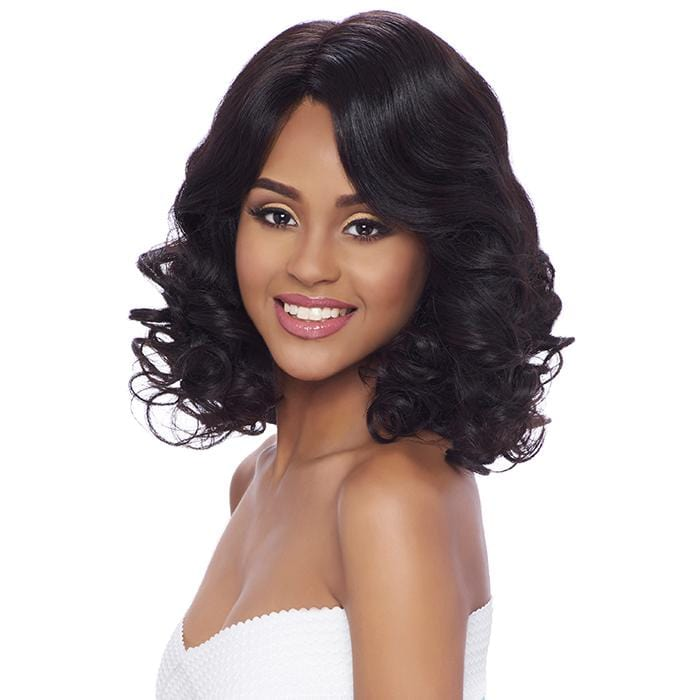 BL004 ROMANCE | Harlem125 Brazilian Natural Remy Lace Front Wig - Hair to Beauty | Harlem125 Model Color :  Virgin