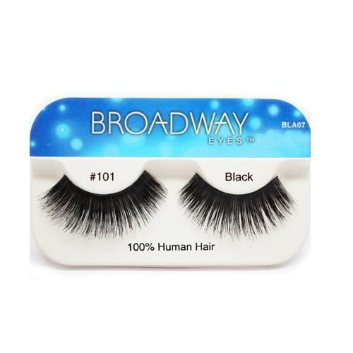 Kiss Broadway | Eyelashes Bla07 - 101 - Hair to beauty