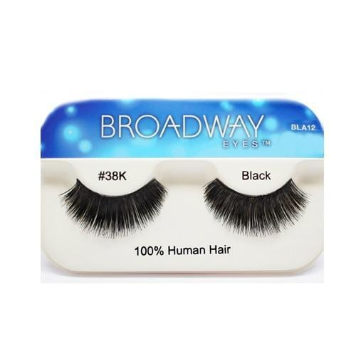 Kiss Broadway | Eyelashes Bla12 38K - Hair to beauty