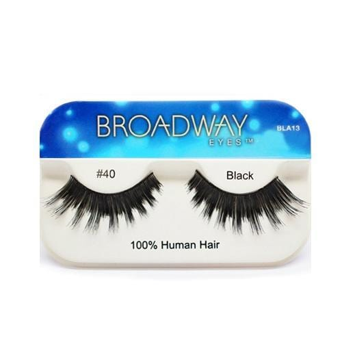 Kiss Broadway | Eyelashes Bla13 40 - Hair to beauty