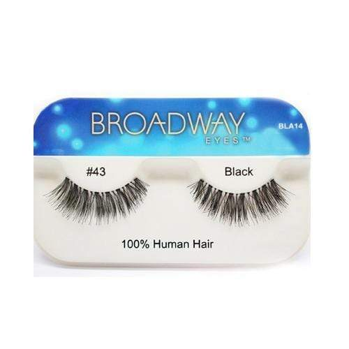Kiss Broadway | Eyelashes Bla14 43 - Hair to beauty