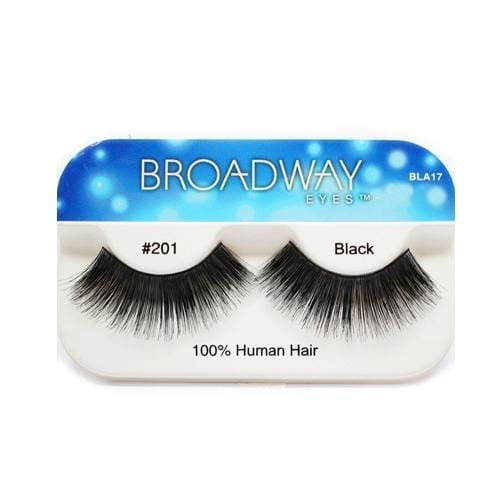 Kiss Broadway | Eyelashes Bla17 201 - Hair to beauty