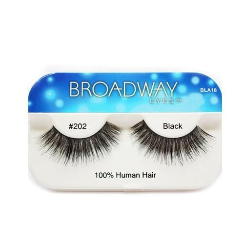 Kiss Broadway | Eyelashes Bla18 202 - Hair to beauty