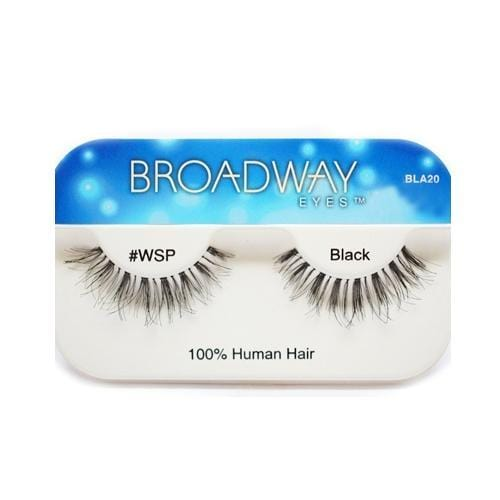 Kiss Broadway | Eyelashes Bla20 WSP - Hair to beauty