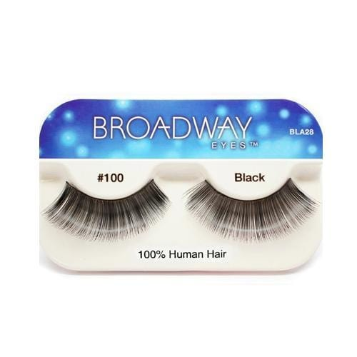 Kiss Broadway | Eyelashes Bla28 100 - Hair to beauty