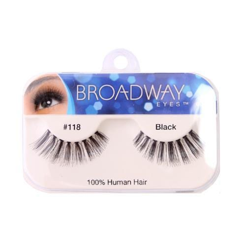 Kiss Broadway | Eyelashes Bla30 118 - Hair to beauty