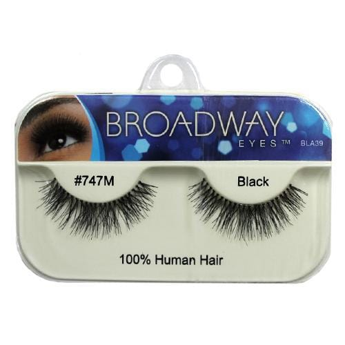 Kiss Broadway | Eyelashes Bla39 747M - Hair to beauty