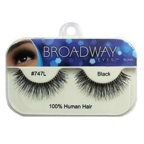 Kiss Broadway | Eyelashes Bla40 747L - Hair to beauty